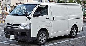 Toyota HiAce - Wikipedia