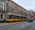 Trams in Warsaw, Konstal 105Na n°2054+2055.jpg