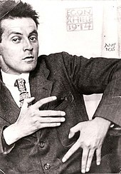 Egon Schiele  1914