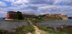 St. Nicholas Fortress - Image: Trdnjava Sv. Nikola