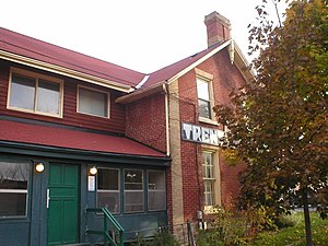CFFF-FM - Trent Radio House