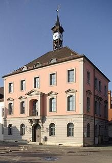 Treuchtlingen Place in Bavaria, Germany