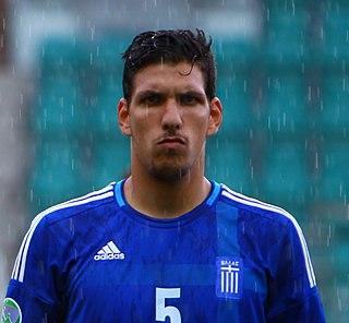 Konstantinos Triantafyllopoulos Greek footballer