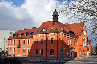 Trzcianka Place in Greater Poland Voivodeship, Poland
