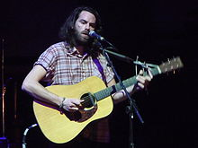 Mike Lindsay of Tunng
