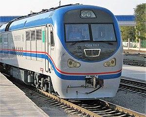 Turkmen Diesel locomotive2