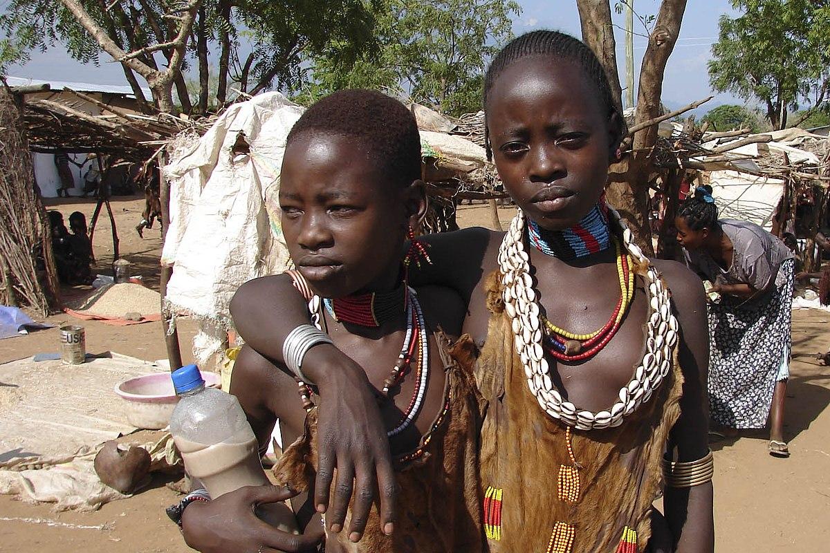 Afrika staemme nackt Nude Photos 52