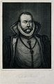 Tycho Brahe. Line engraving by L. Appold after J. de Gheyn, Wellcome V0000745.jpg