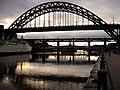 Tyne Bridges - geograph.org.uk - 63835.jpg