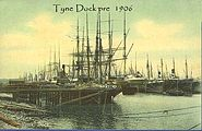 Tyne Dock pre 1906