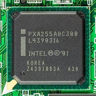 XScale - Intel PXA255