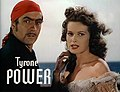 Tyrone Power Maureen O'Hara Black Swan 5.jpg