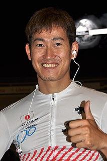 Yuta Wakimoto Japanese cyclist