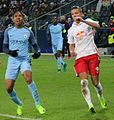 UEFA Youth League FC Salzburg gegen Manchester City FC ( 8. Februar 2017) 67.jpg