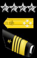 USA - PHS - O10 insignia