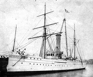 Charles F. Shoemaker -  USRC ''Manning'', one of several cutters built during Shoemaker's tenure as Commandant.
