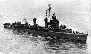 USS <i>Charles F. Hughes</i>