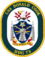 USS Donald Cook DDG-75 Crest.png