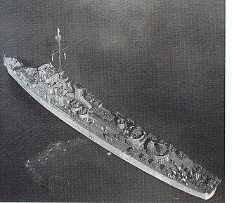 USS Foreman (DE-633) - USS Foreman