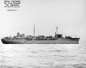 USS General W. M. Black (AP-135) - Image: USS General W. M. Black (AP 134)