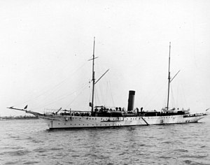 USS Mayflower (PY-1) - USS Mayflower