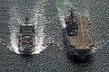 USS Nassau (LHA-4) and RFA Bayleaf (A109).jpg
