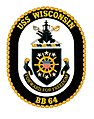USS Wisconsin (BB-64) coat of arms.jpg