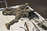 US Army machine gun crews from Alpha Company site their weapon at the firing range 120919-F-MQ656-197.jpg