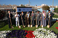US Navy 090323-N-0803S-002 dignitaries break ground on a perimeter wall for the Bahrain School.jpg