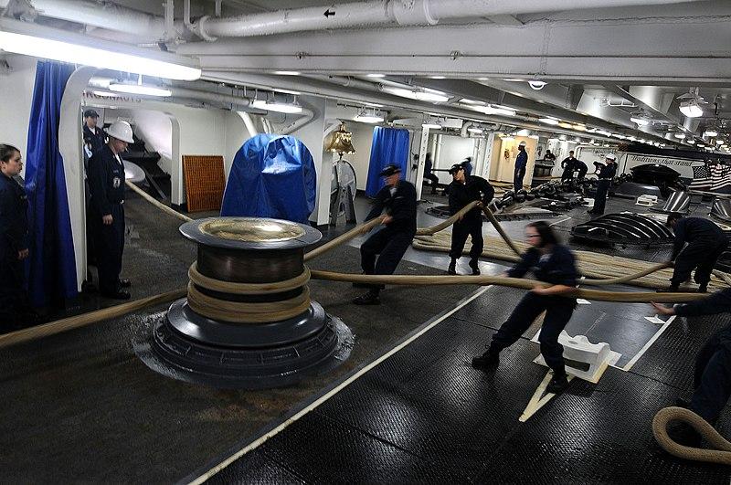 File Us Navy 090914 N 9928e 197 Deck Department Sailors
