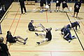 US Navy 111122-N-DX698-100 Service members participate in a sitting volleyball tournament at the Pentagon Athletic Center to commemorate Warrior Ca.jpg