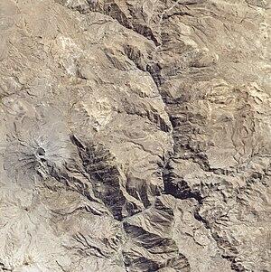 Ubinas - Image: Ubinas Volcano, Peru