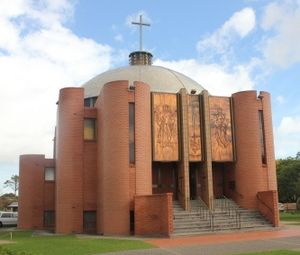 Wayville, South Australia - Image: Ukrainian Catholic Church, Wayville, South Australia