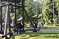Ukrainian Delegation in Levashovo Memorial Cemetery 10.JPG