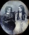 Una and Julian Hawthorne c1850.png