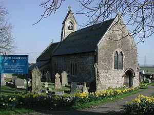 Undy - Image: Undy Church