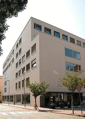 Free University of Bozen-Bolzano - Image: Unibz