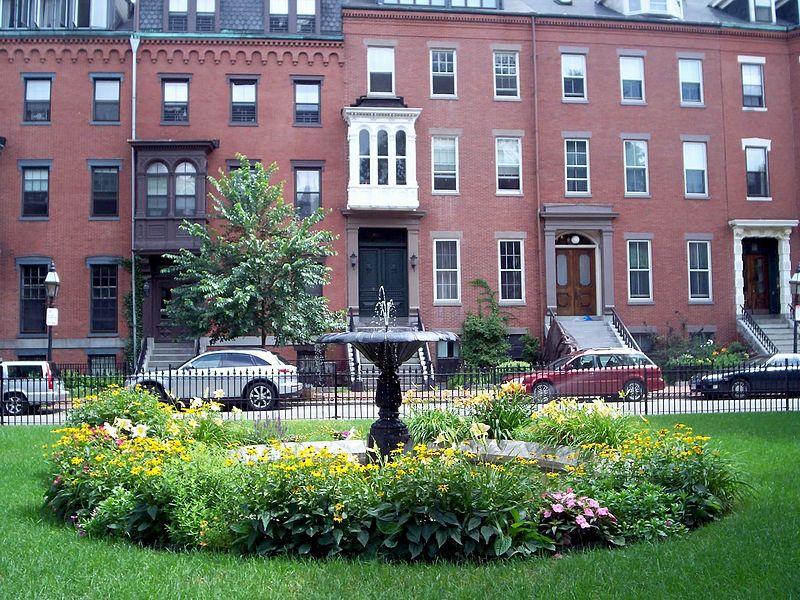 Hospedagem em Boston
