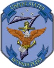 United States Seventh Fleet insignia, 2016.png