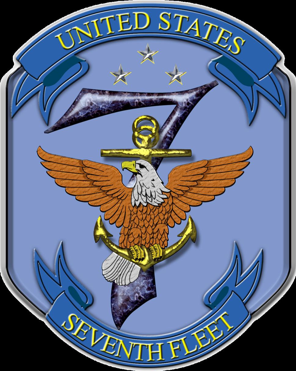 United States Seventh Fleet insignia, 2016