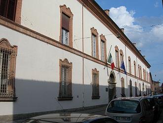 Leonello d'Este, Marquis of Ferrara - The University of Ferrara Palace