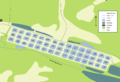 University of Mississippi Field Station map detail 5.png