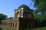 Unknown tomb Ghiaspur 153,