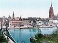Untermainkai Saalhof Frankfurt 1900.jpg