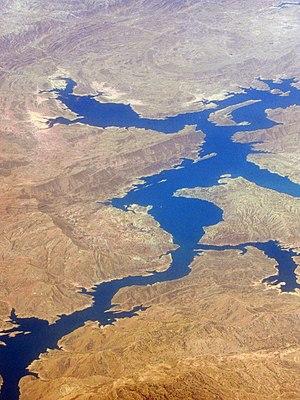 Upper Gotvand Dam - Upper Gotvand Reservoir