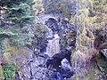 Upper Bridge Falls of Bruar - geograph.org.uk - 1195471.jpg