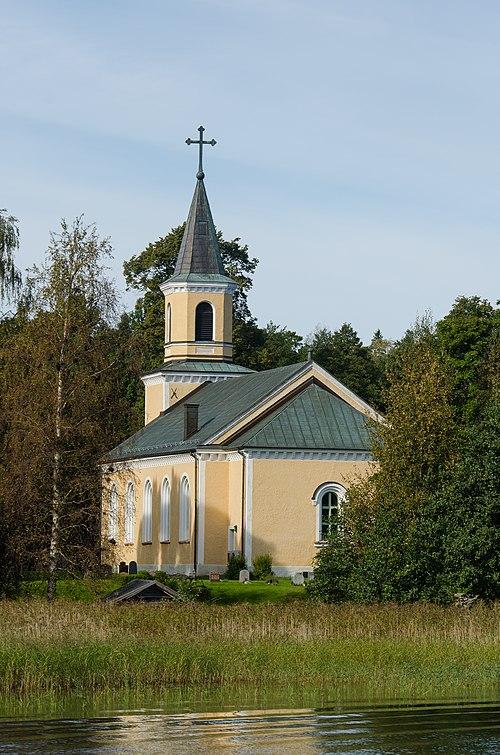 Dalar Orn Ut frsamling - Svenska kyrkan i Haninge