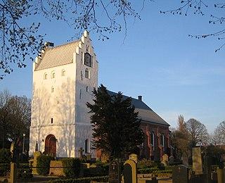 Västra Klagstorp Place in Skåne, Sweden