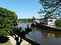 Vézère Montignac pont amont.JPG