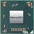 VIA Nano DC Processor - Chip - top (5124616947).jpg